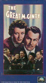 The Great McGinty / HU DVD 2501 / http://catalog.wrlc.org/cgi-bin/Pwebrecon.cgi?BBID=6848616