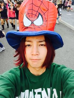 @AsiaPrince_JKS Don't sleep on the road spiderman!!
