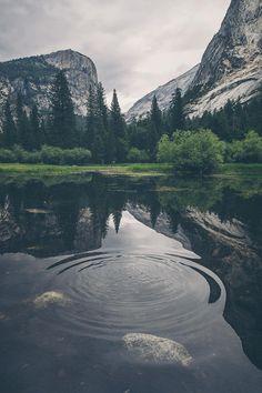 """banshy: """" Mirror Lake // Nicholas La """""""
