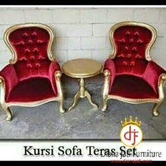 Kursi Sofa Teras