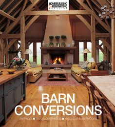 New barn conversions sampler