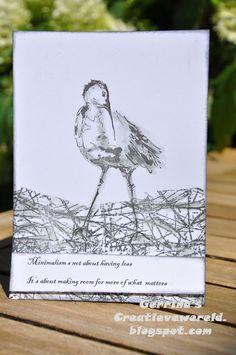 Gerrina's Creatieve Wereld: Gastdesigner Team Chocolate Baroque 15 minuten kaarten 8 en Cas in het weekend 210 / Guestdesigner Team Chocolate Baroque 15 minute cards 8 and Cas in the weekend 210