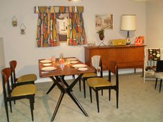 1950's Dining Room by towell_p, via Flickr