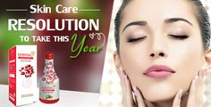 Best Skin Care Resolutions For This Year. #NirmaliSyrup #AyurvedicPimpleSyrup   #PimpleCureSyrup   #BloodCleaner