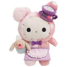 NEW San-X Sentimental Circus Spica Shappo Cafe Stuffed Plush Doll Kawaii Japan #SanX