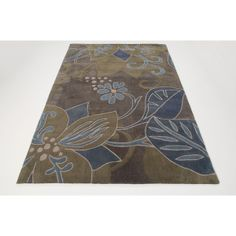 Funky Rugs UK - Modern, Designer, Contemporary Rugs ❤ liked on Polyvore