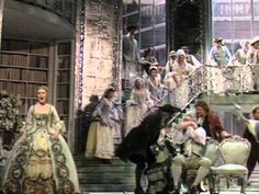 """Strauss: Der Rosenkavalier - The Royal Opera, Covent Garden This production of Richard Strauss' """"Der Rosenkavalier"""" by Oscar-winning film director John Schlesinger, marked the 25th anniversary of Sir Georg Solti's spectacular debut at Covent Garden. Featuring Kiri Te Kanawa's first performance in London in the role of Marschallin.  Recorded 14th February 1985."""