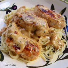 Chicken Lazone | Slow Cooker Taste