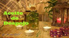 Como hacer el Aceite de Despojo (Para eliminar la energía negativa)