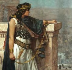 """""""Modern Europe has produced several illustrious women who have sustained with glory the weight of empire; nor is our own age destitute of such distinguished characters. But if we except the doubtful achievements of Semiramis, Zenobia is perhaps the only female whose superior genius broke through the servile indolence imposed on her sex by the climate and manner of Asia."""""""
