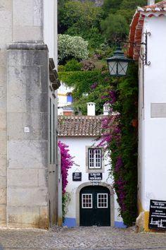 Bar à Obidos - Obidos, Leiria, Portugal