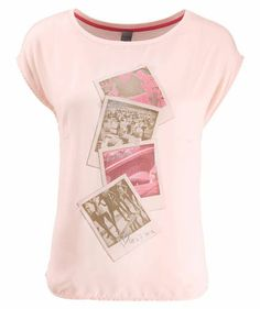 Damen Blusenshirt #pastels #pinkpowder #fashion