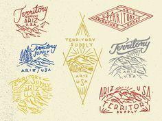 Outdoor & Adventure Themed Logo Designs