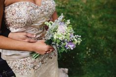 Irish wedding Bouquet Elope to Ireland