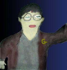 Photo by shmcminn Bad Fan Art, Fanart, Harry Potter, Joker, House, Fictional Characters, Image, Ideas, Jokers