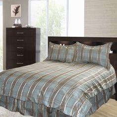 Nana 4 Piece Jacquard Comforter Set