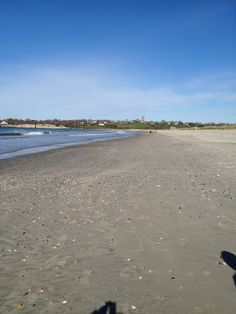 """Here's my favorite """"open space"""" in the world! It's called Sachuest Beach in Middletown, RI but we all call it 2nd beach!  - Submitted by Paula Wallace"""