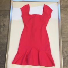 Arden b pink Barbie ruffle dress size Xs new Arden b pink Barbie ruffle dress size Xs new with tags Arden B Dresses Mini