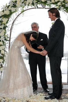 jenevieve and jarod's wedding photos | Jared's And Genevieve's Wedding - Supernatural Photo (30183722 ...