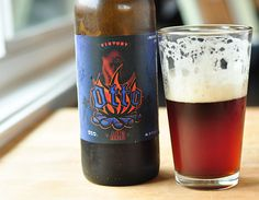 AWESOME-smoky Victory Brewing Company Otto Ale