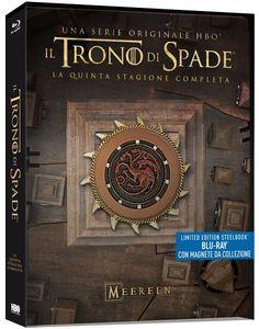 Il Trono Di Spade: le prime cinque stagioni in Edizione Steelbook