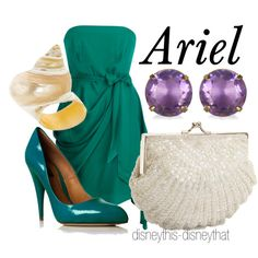 """Ariel"" by disneythis-disneythat on Polyvore"