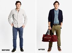 Austin, 23 | 5 Ways Guys Can Dress For Work Without Looking Lame