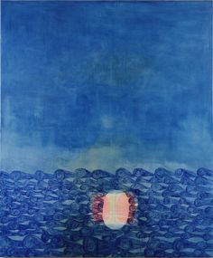"Amy Sillman ""Ocean"" 1997"