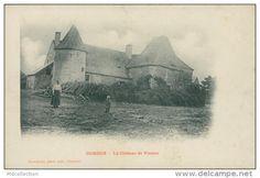 Chaumard - Het gezelligste dorp in de Morvan