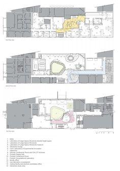 Graduate Aerospace Laboratories / John Friedman Alice Kimm Architects