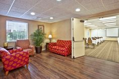 Meeting room at Baymont Inn & Suites Knoxville/Cedar Bluff in Knoxville, Tennessee