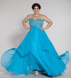 Plus size prom dresses 2016 - http://www.cstylejeans.com/plus-size-prom-dresses-2016.html