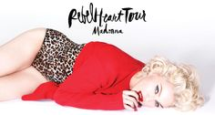 Madonna's 35 City REBEL HEART WORLD TOUR 2015Announced For North America And Europe! Tour Kicks Off In Miami August 29th. [...]
