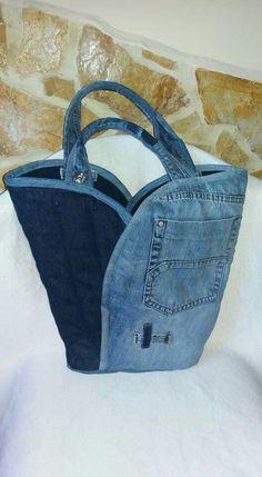 Bingo Bag, Denim And Diamonds, Potli Bags, Fabric Tote Bags, Unique Handbags, Recycled Denim, Denim Bag, Cotton Bag, Organizer