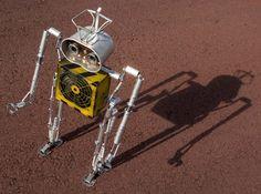 Robot Paul de La Factoría de Androides by Sátrapa