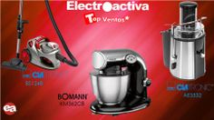 Nuestro TOP VENTAS del mes de Mayo 2.014!!! www.electroactiva.com