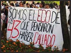 La Red Por la Paz convoca a tod@s a manifestarse a seis meses de la desaparición de los 43 normalistas de Ayotzinapa.