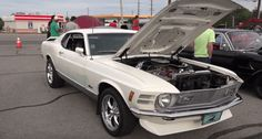 Here is a numbers matching 1970 Mustang Mach 1 with some interesting mods all the way around. See the video and let us know what do you think about it!