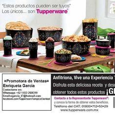Tupperware Tampico