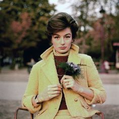 Is the cinema more important than life? Anouk Aimee, French Beauty, French Actress, Iconic Women, The Other Side, Good People, Golden Age, Style Icons, Tumblr