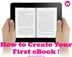 Been wanting to write that ebook? Here is a step-by-step guide to writing your first ebook NOW!   http://womenceoproject.com/how-to-write-an-ebook/