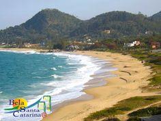 Praia do Estaleiro em Balneário Camboriú - http://www.belasantacatarina.com.br/camboriu