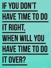 Time quote via www.Facebook.com/SimplyOrganizedToday and www.SimplyOrganizedToday.com