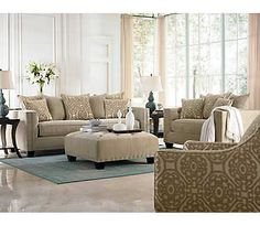 Best Picture Of Cindy Crawford Home Sidney Road 2 Pc Sectional 400 x 300