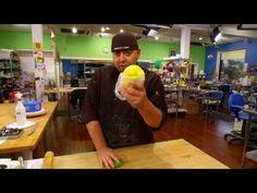 Duff Goldman (Charm City Cakes) - COLORING FONDANT - Jun 21, 2010  * #cake #fondant #frosting