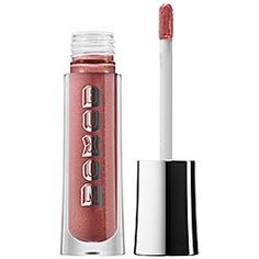 Buxom Buxom® Full-Bodied™ Lip Gloss in Dolly - shimmering sultry mauve #sephora plumping and amazing taste and smell
