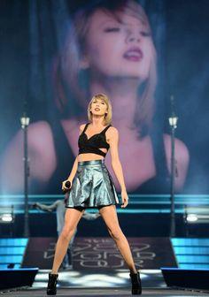 Taylor gira 1989