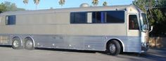 1000 images about campers and motor coaches on pinterest Silver eagle motor coach