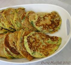 Duru Mutfak - Pratik Resimli Yemek Tarifleri: Kabak Kaygana