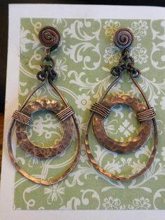 Tutorial using copper washers